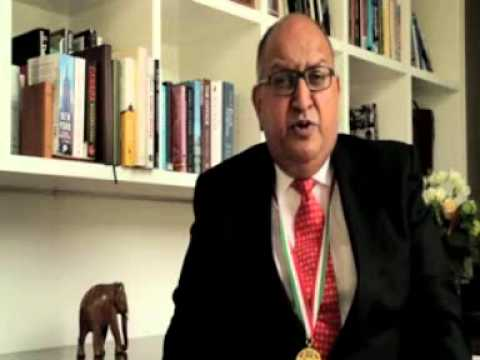 Pravasi Bharatiya Divas 2013 address Sir Anand Satyanand