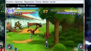 Naruto Shippuden Ultimate Ninja Heroes 3 Configurado Para Pc