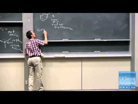 uci opencourseware chemistry Professor rachel martin chem 131b: physical chemistry - molecular structure and elementary statistical mechanics principles of quantum mechanics with application to.