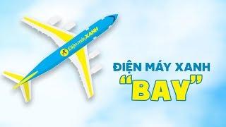 """Điện máy XANH - Phiên bản """"Bay"""" - DJ Tio"""