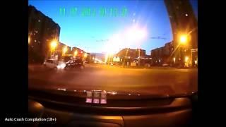 Подборка ДТП с видеорегистраторов 77 \ Car Crash compilation 77