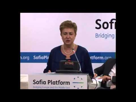 Sofia Platform 2013 - Welcome - part 1