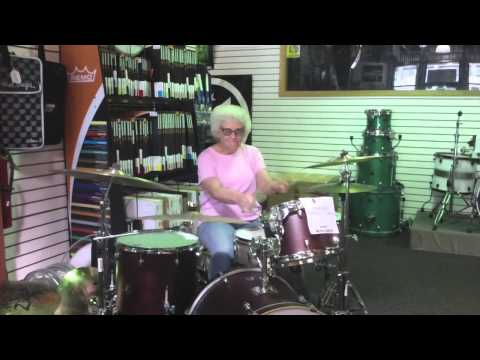 Drummer Is At Wrong Gig
