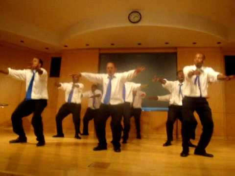 Meet the Greeks: Phi Beta Sigma