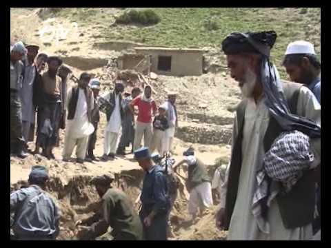 Afghanistan landslide Death toll rises to 2100