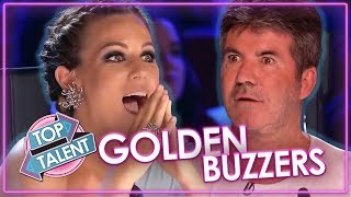 BEST GOLDEN BUZZERS on Got Talent 2018 | Top Talent