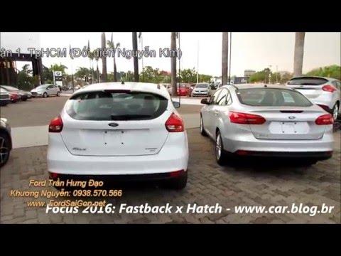 Ford Focus 2016 phiên bản 2.0 chính thức ra mắt tại Hoa Kỳ