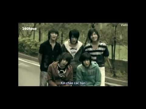 [Vietsub] [Fanmade] Short film about DBSK (from 2003 to 2012) part 1