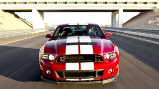 2013 Ford Shelby GT500 Chases 200 MPH! Ignition Episode