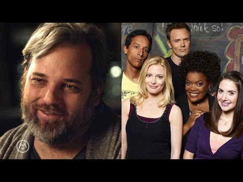Community's Dan Harmon Is Just a Guy That Makes a Show - Speakeasy,