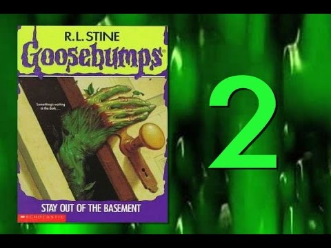 goosebumps retrospective 2 stay out of the basement