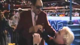 Gorilla Monsoon Fires Bobby Heenan On RAW