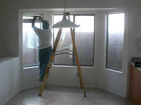 Interior Spray Painting Youtube