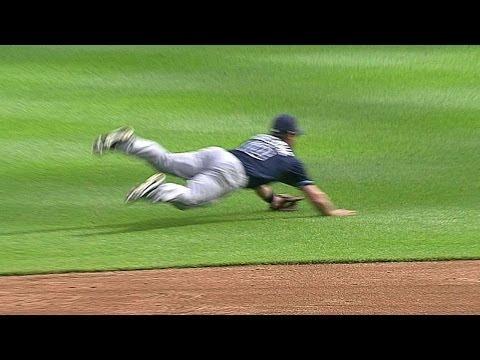TB@DET: Forsythe robs Jackson of hit