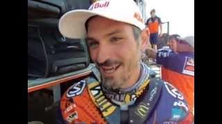 Jordi Viladoms secondo assoluto Dakar 2014