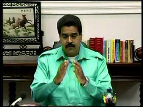 Maduro: Durante una reunión de oposición decidieron matar a Leopoldo López