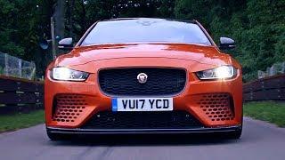 2018 Jaguar XE SV Project 8 (600HP) C63 AMG killer [YOUCAR]. YouCar Car Reviews.