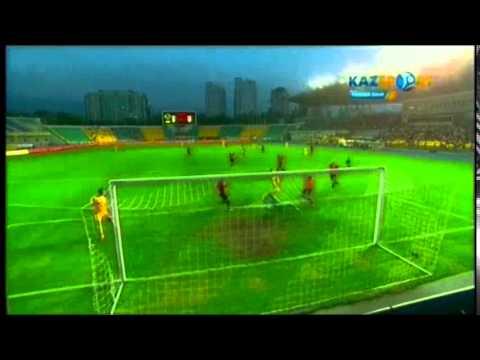 FC Kairat Almaty 2-0 FC Shakhtyor Karagandy