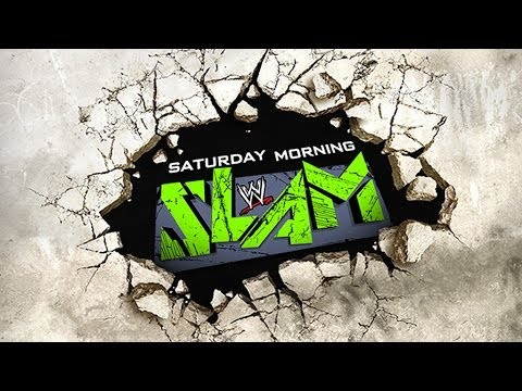 WWE SATURDAY MORNING SLAM (WWE 2K14 LIVE STREAM)