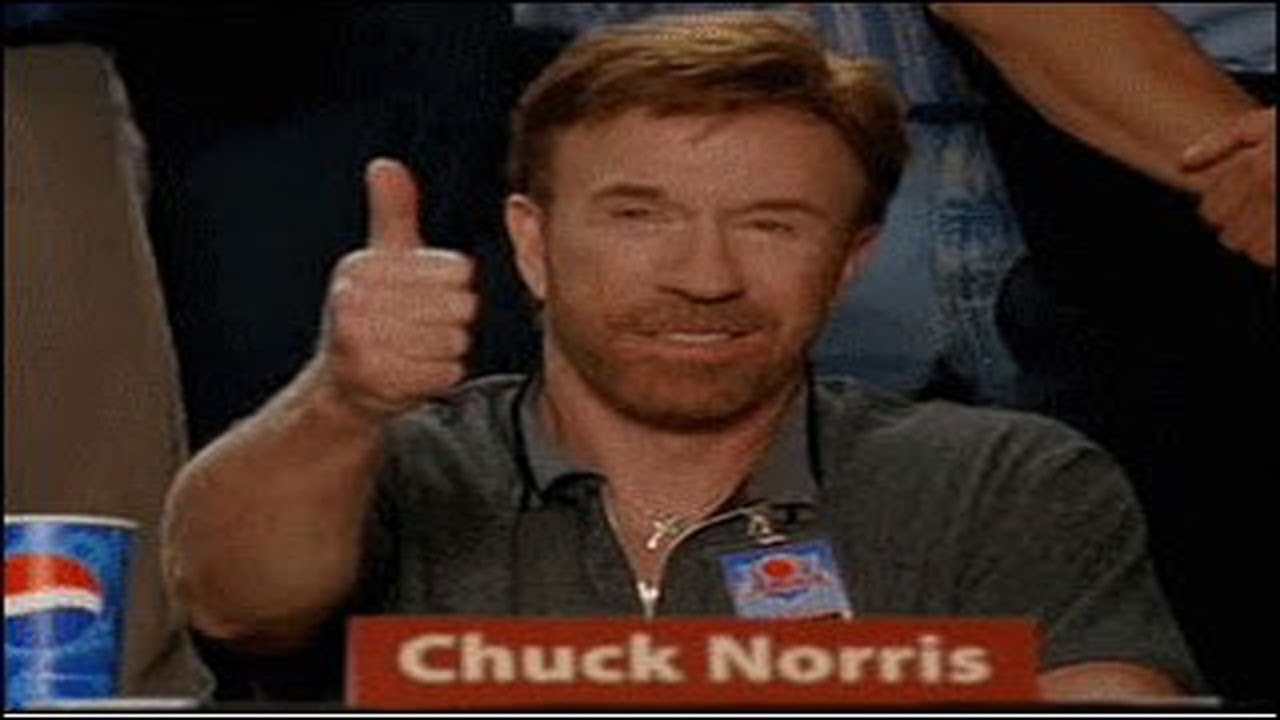 Chuck norris marriage to monica