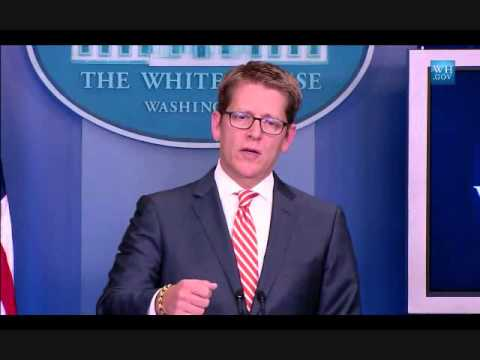Obama, Jay Carney Face Press Revolt over Lack of Access to the President - 12/12/13