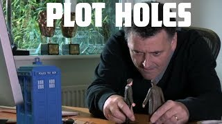 The Top Five Steven Moffat Plot Holes in Doctor Who