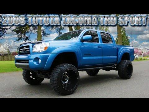 2008 Toyota Tacoma TRD Sport 4x4 - Northwest Motorsport