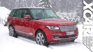 Range Rover Hybrid: Tearing up Nature, Saving the Planet
