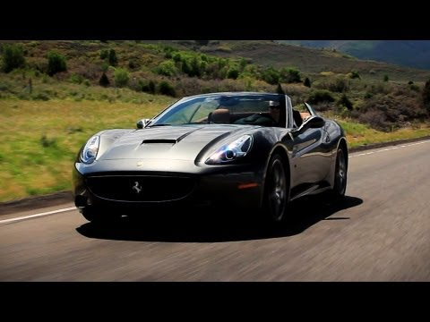 Ferrari California Driving Review - Exotic Driver