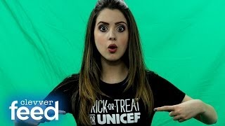 "Laura Marano Does ""The Ally Way"" & Answers Fan Questions"