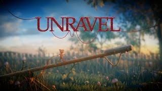 Unravel - Oldd meg a rejtvényeket Yarnyval!