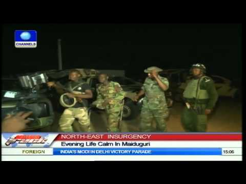 Fighting Insurgency: Military Intensifies Combat Efforts In North-East Region