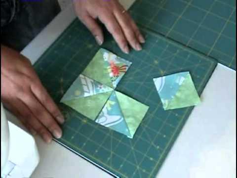 Blocos basicos de patchwork