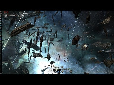 EVE Online: The Bloodbath of B-R5RB