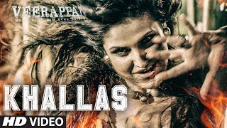 KHALLAS VEERAPPAN Video Song