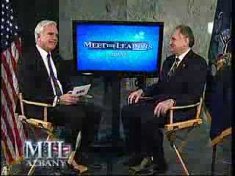 Nassau County Comptroller George Maragos on Meet The Leaders (MTL) 2014