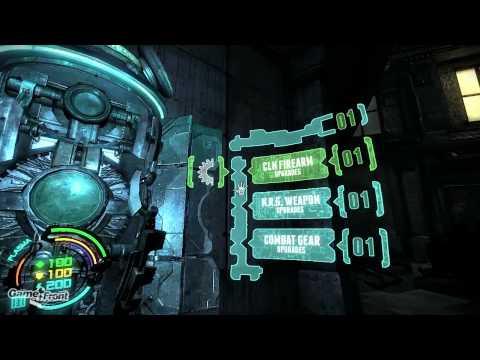 Hard Reset: 18 минут геймплея