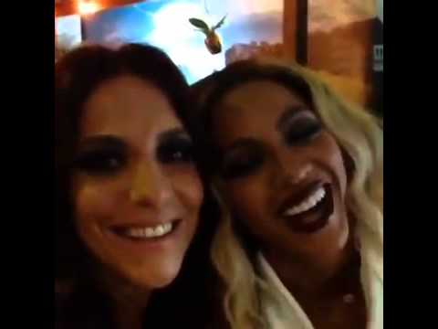 IVETE Sangalo e BEYONCÉ NO ROCK IN RIO 13 09 2013