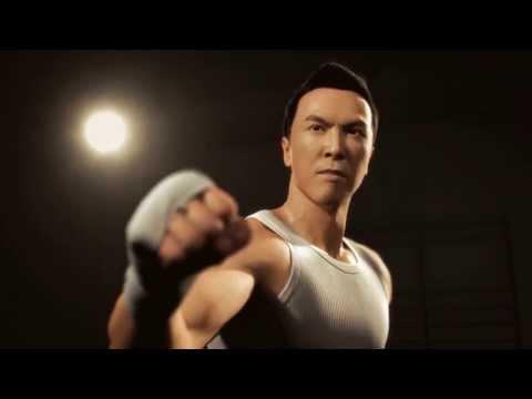 《武之夢 A Warrior's Dream》Donnie yen VS Bruce Lee