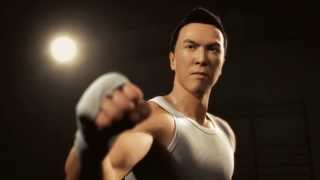 Donnie Yen vs Bruce Lee - Warrior's Dream