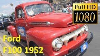 Ford F100 1952 Autos Clasicos Y Antiguos Feria De Cali