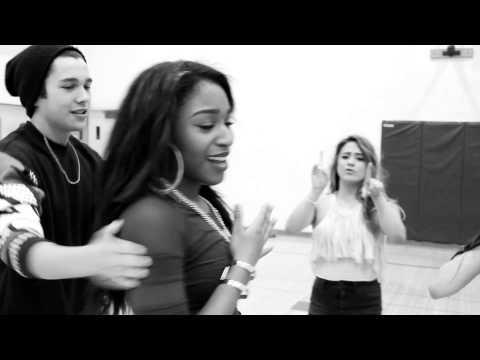 #AustinMahoneTour #TourLife Ep 12 Fifth Harmony Basketball Showdown
