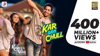 kar gayi chull video song, kapoor and sons, alia bhatt, Sidharth Malhotra, bollywood movies