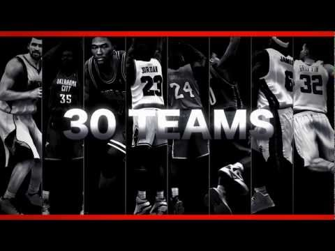 NBA 2K13 - Trailer [HD]