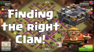Clash Of Clans How To Find A Good Clan