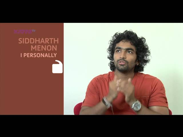 I Personally - Siddharth Menon - Part 3 - Kappa TV
