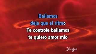 Karaoke Bailamos (Spanish Version) Enrique Iglesias