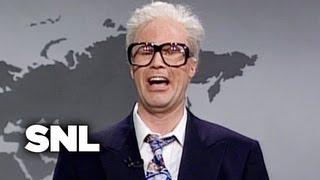 SNL Weekend Update: Harry Caray on Indians-Marlins World Series