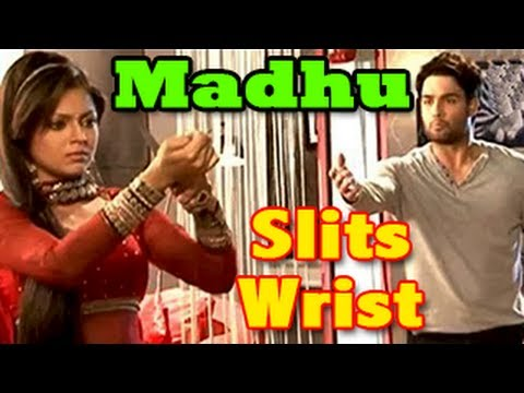 EXCLUSIVE - Madhubala SLITS her WRIST for RK - 10th May 2013 FULL EPISODE HD