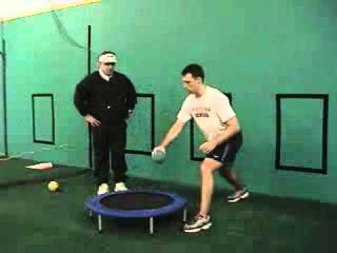 TAP Mini-Medicine Balls and Mini-Trampoline Exercise